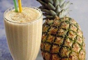 błonnik z ananasem