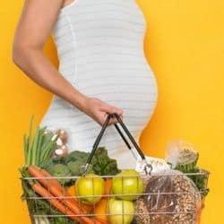 wzdęcia w ciąży