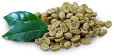 zielona kawa tabletki