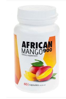 africa mango