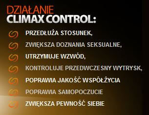 Climax Control Vélemények, összetétel, hatások ➤ Ár Hol lehet megvásárolni