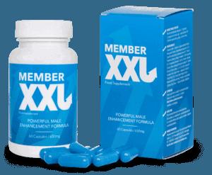 MEMBRO XXL Effetti, effetti, opinioni ed efficacia delle tabelle dei membrixxl